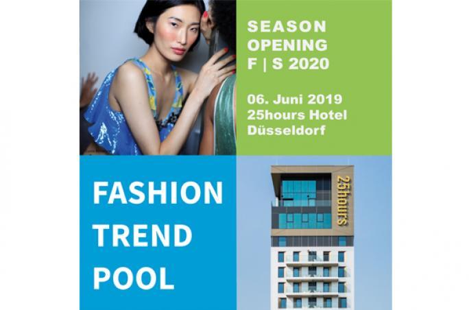 Fashion Trend Pool: Season Opening-Veranstaltung in Düsseldorf