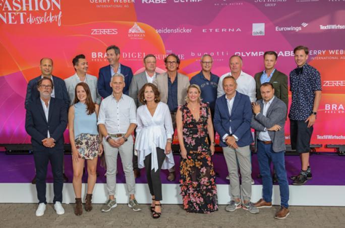 Fashion Net Düsseldorf lädt zum Auftakt der CPD