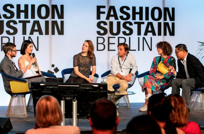 Fashionsustain auf der Texworld Paris