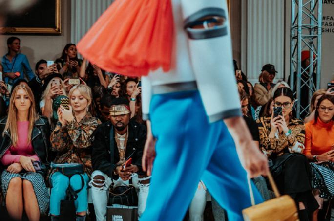 Merceds-Benz Fashion Week erstmals im Kraftwerk