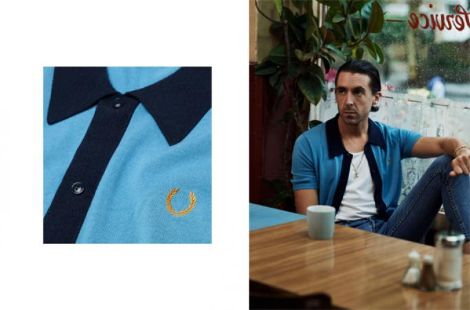 Fred Perry launcht erste Kooperation mit Miles Kane