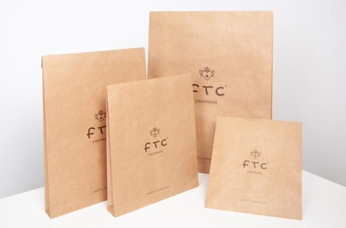 FTC Cashmere kommt mit neuer Produktverpackung