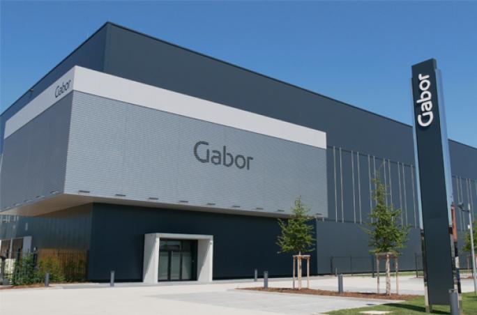 Gabor eröffnet neues Logistikzentrum