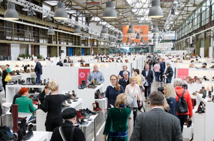 Gallery Shoes: Führende Fachmesse für Schuhe