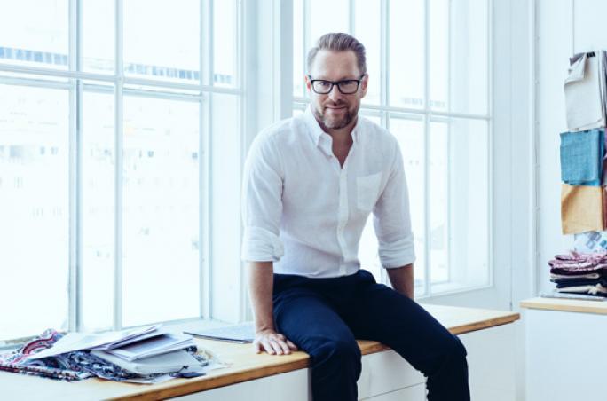 Gant ernennt Brian Grevy zum neuen CEO