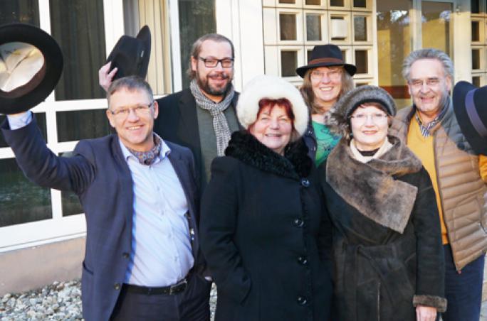 Gemeinschaft Deutscher Hutfachgeschäfte e.V.,  Umsatzplus , Andreas Voigtländer, Annette Wahl , Kirsten Reinhardt