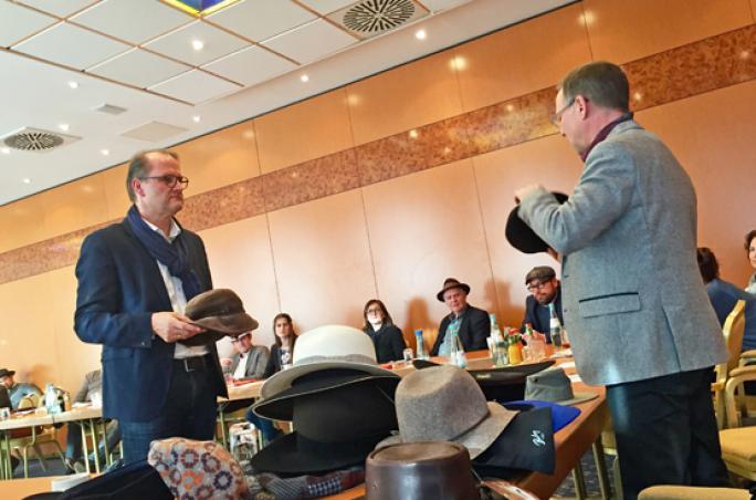 GDH: Hutfacheinzelhandel weiterhin auf Erfolgskurs