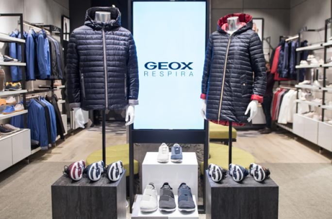 Geox: Standort in Toronto wieder geöffnet