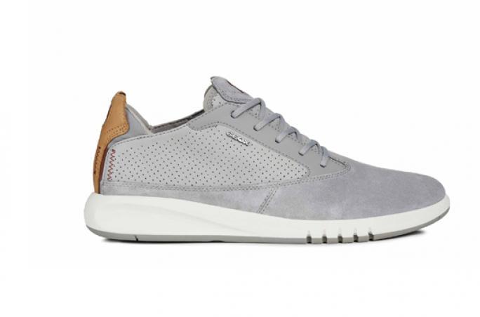 Geox: Herren-Sneaker mit neuer Technologie