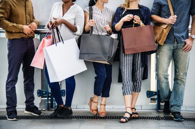 GfK: Konsumlaune weiterhin stabil