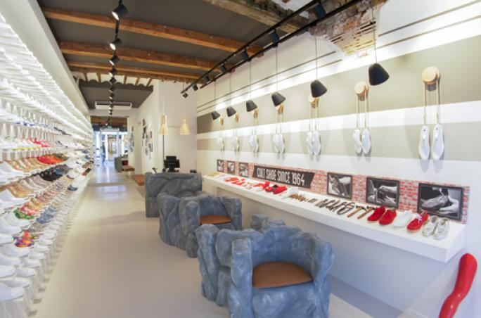 Grashopper: Weltweit erster Store eröffnet