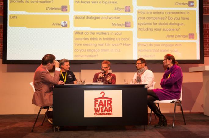 Fair Wear Foundation vergibt Inspirations Award