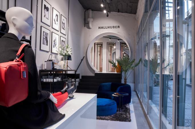 Hallhuber eröffnet neuen Store in Berlin