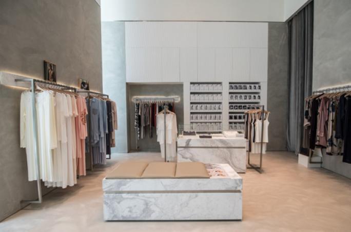 Hanro: Erster Store in Dubai