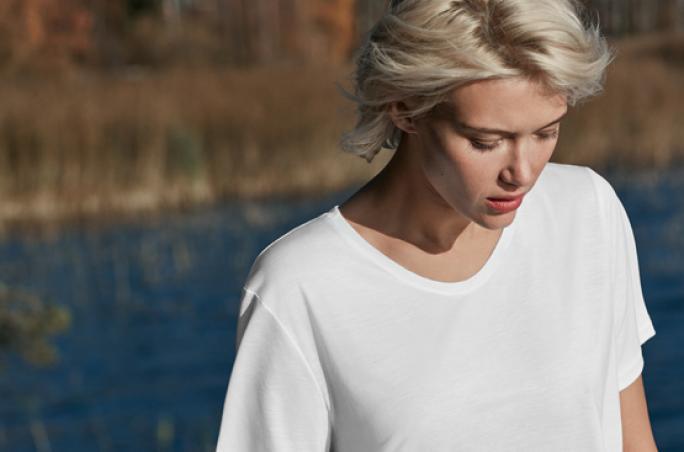 Hanro: Nachhaltiges Balance-Shirt