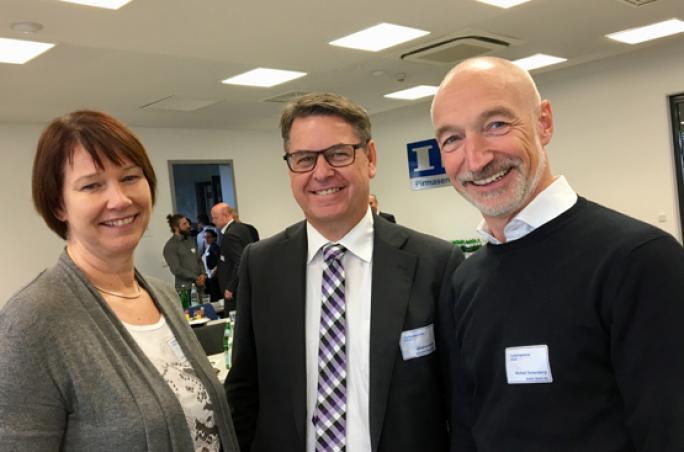 ISC veranstaltet Branchenforum zum Thema Nachhaltigkeit