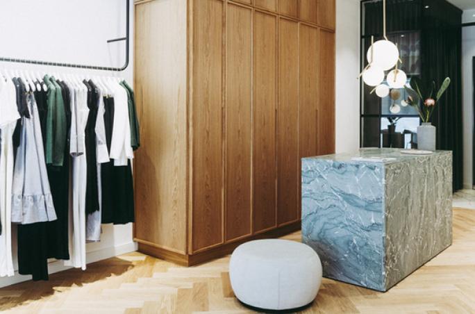 Ivy & Oak: Erster Offline-Store in Berlin
