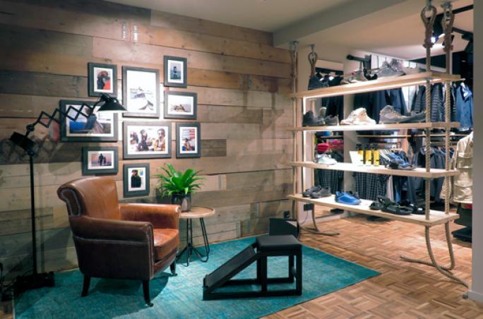 Jack Wolfskin: Neuer Store in Belgien