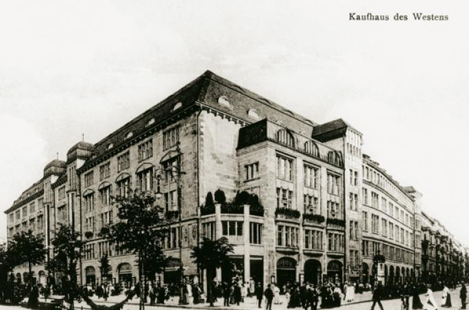 KaDeWe Berlin: Fernsehserie in Planung