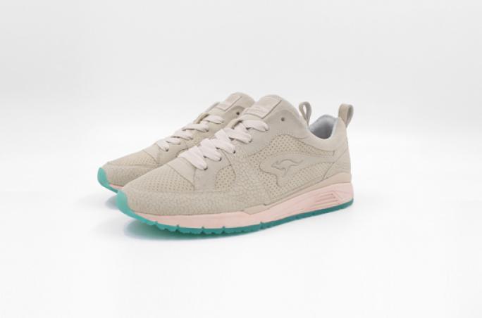 Kangaroos x Sapato: Der 'D14'-Sneaker