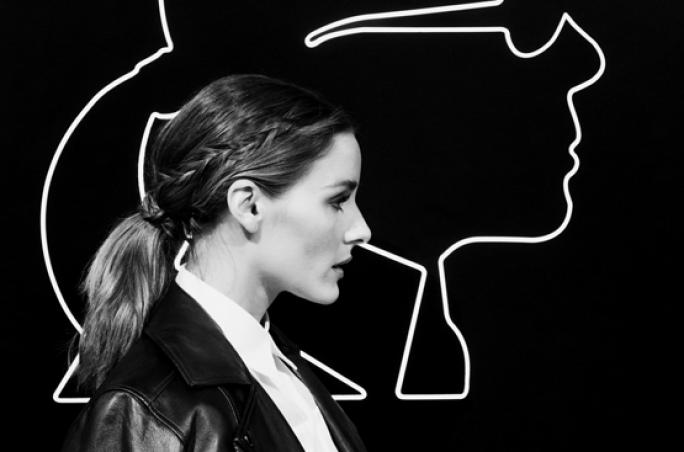 Karl Lagerfeld: Kooperation mit Olivia Palermo