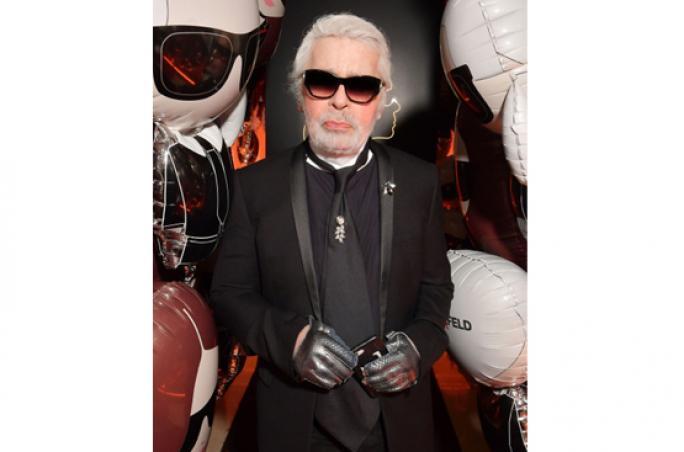 Karl Lagerfeld in Paris verstorben