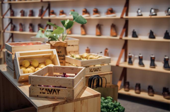 Kavat gewinnt Habit Fashion Award für bestes Retail