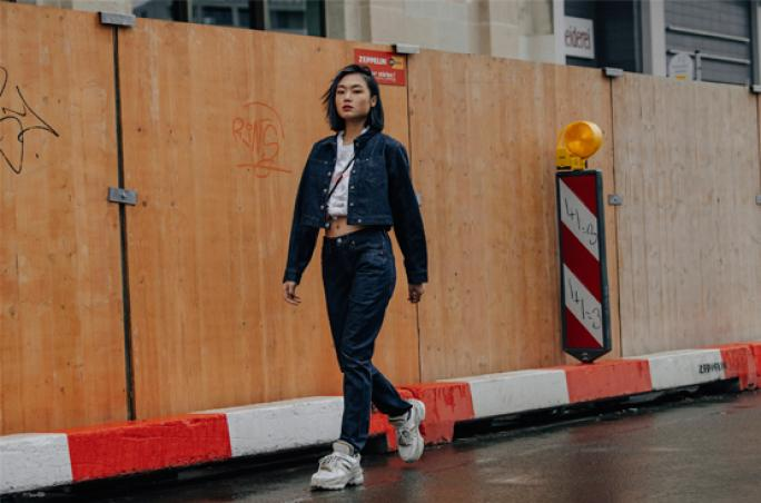 Levi's Engineered Jeans is back
