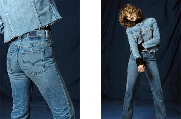 Levi's Altered Kollektion: Put it in the mix