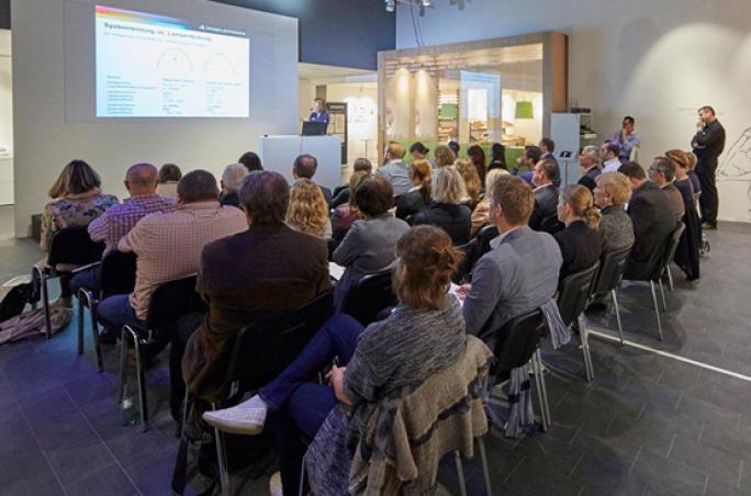 Oktalite: Lichtseminar für den Retail-Bereich