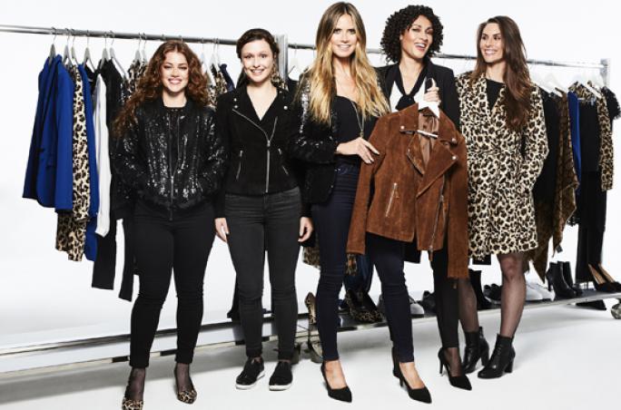 Lidl & Heidi Klum: #Letswow auf der NY Fashionweek