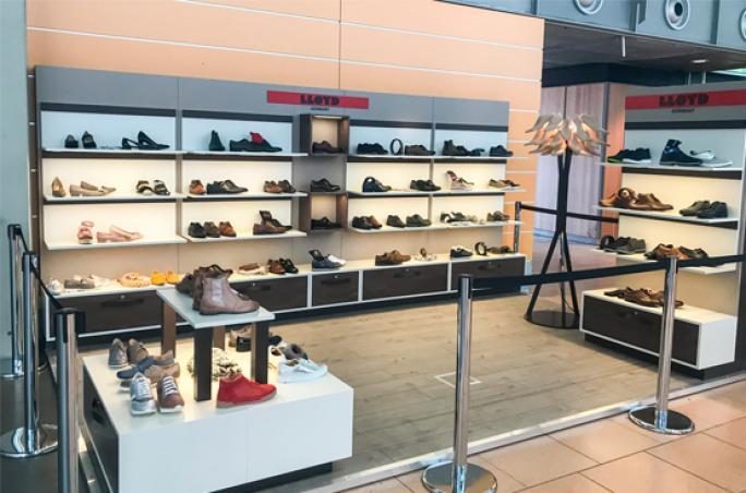 Lloyd: Erster Concept Store am Hamburger Flughafen