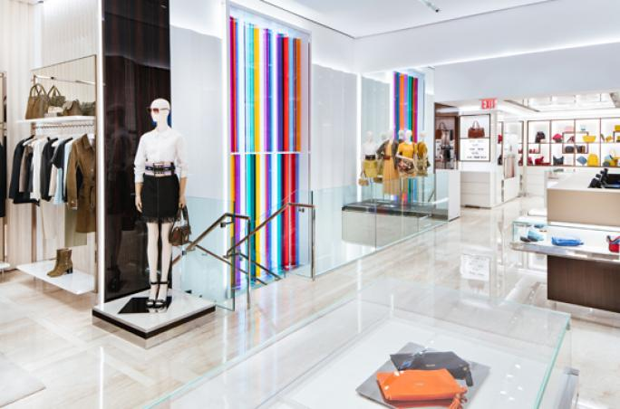 Longchamp: Neuer Flagship-Store in New York