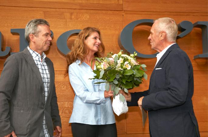 Marc O'Polo-Stiftung spendet an 'Pro Arbeit' Rosenheim
