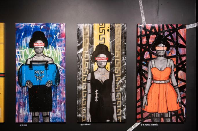 Marcell von Berlin: Pop-Up Ausstellung