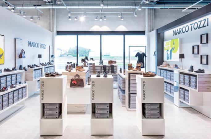 Marco Tozzi startet neues Retail-Konzept