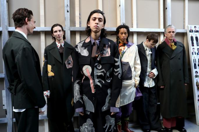 Marni x Frank Navin: Winterkollektion für 2018