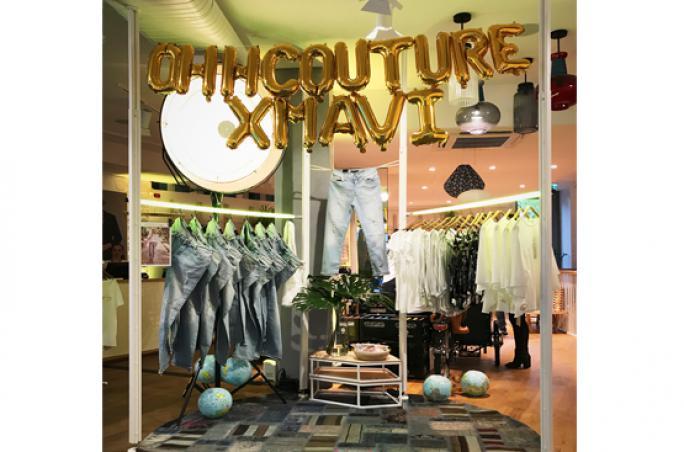 Mavi kooperiert mit Ohh Couture-Influencerin