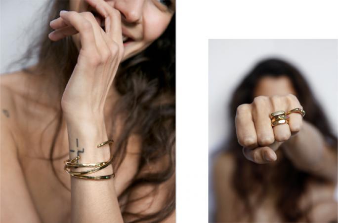Maximova lanciert neue Schmuckkollektion