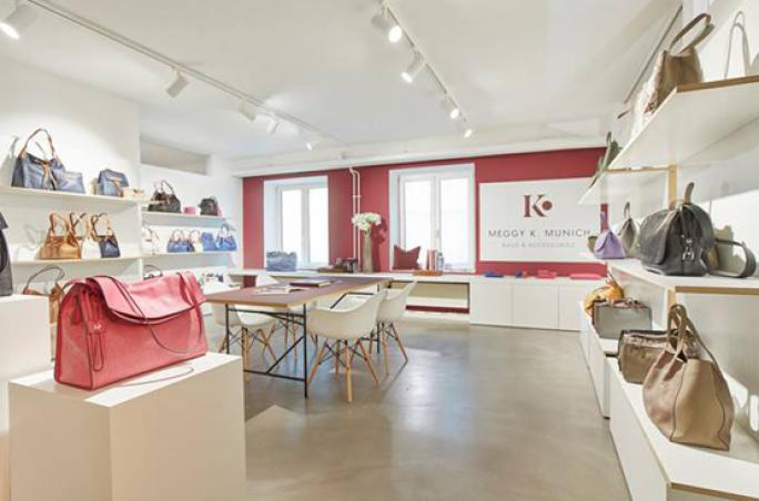 Meggy K : Showroom in München