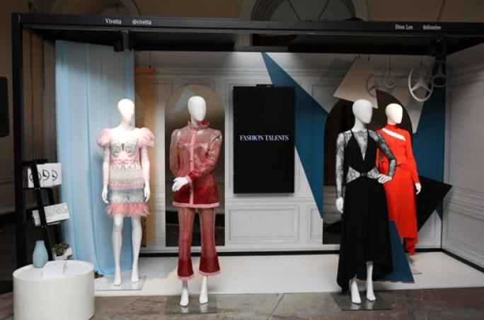 Mercedes-Benz Fashion Talents feiert 10-jähriges Jubiläum
