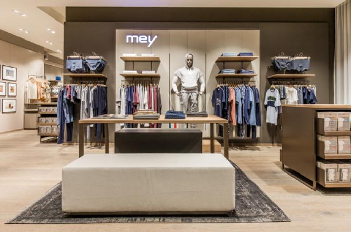 Mey eröffnet Store in Bamberg