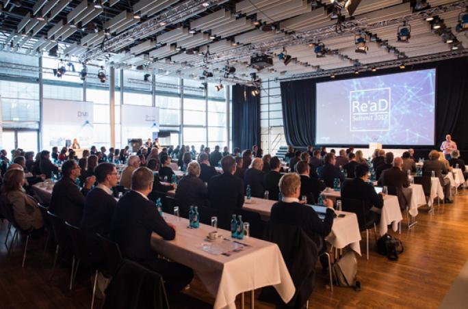 Deutsches Mode-Institut veranstaltet Re'aD Summit 2018