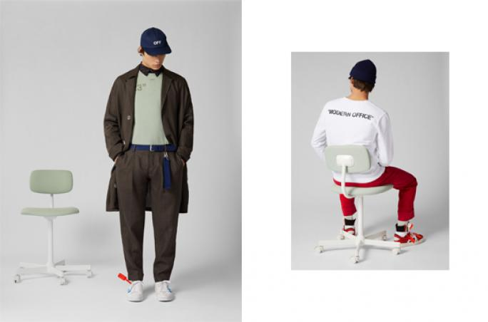 Mr Porter und Off-White lancieren Kapselkollektion