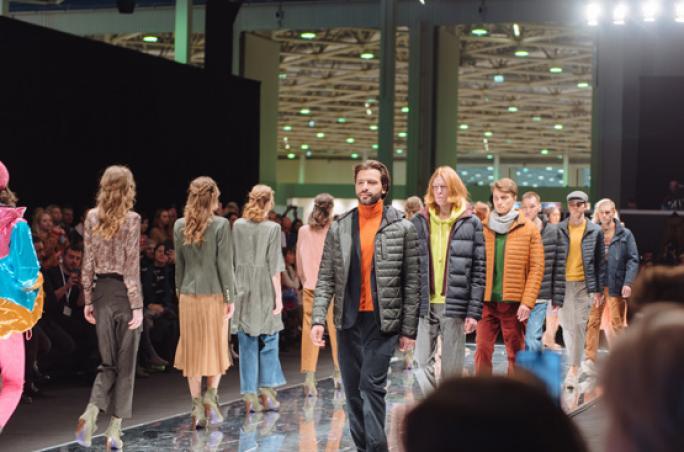 MTG Germany präsentiert Fashion Show auf der CPM Moscow