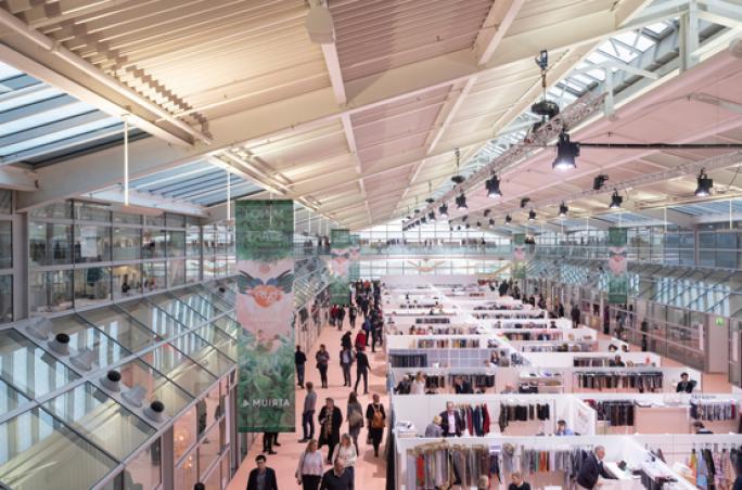Munich Fabric Start generiert Besucherminus
