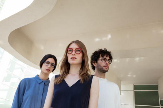 Neubau Eyewear: Futuristischer Blick