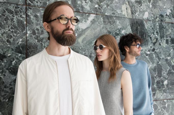 Neubau Eyewear launcht 'Sigmund & Carl'