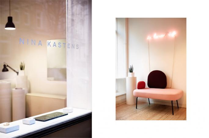 Nina Kastens mit erstem eigenem Store