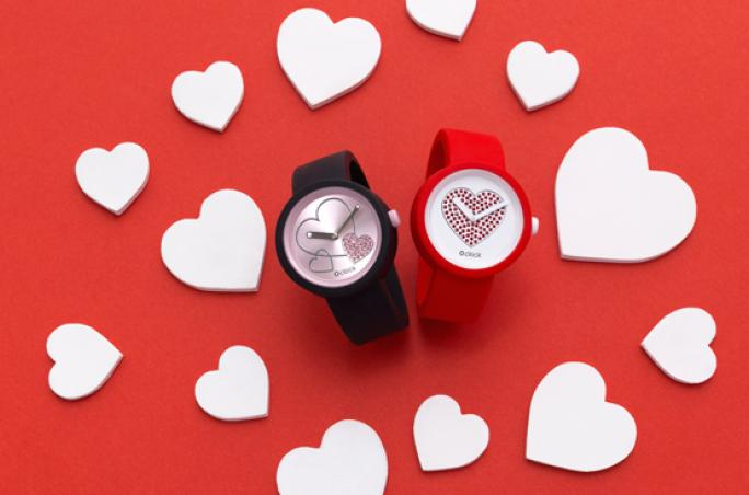 Obag: Capsule Collection zum Valentinstag